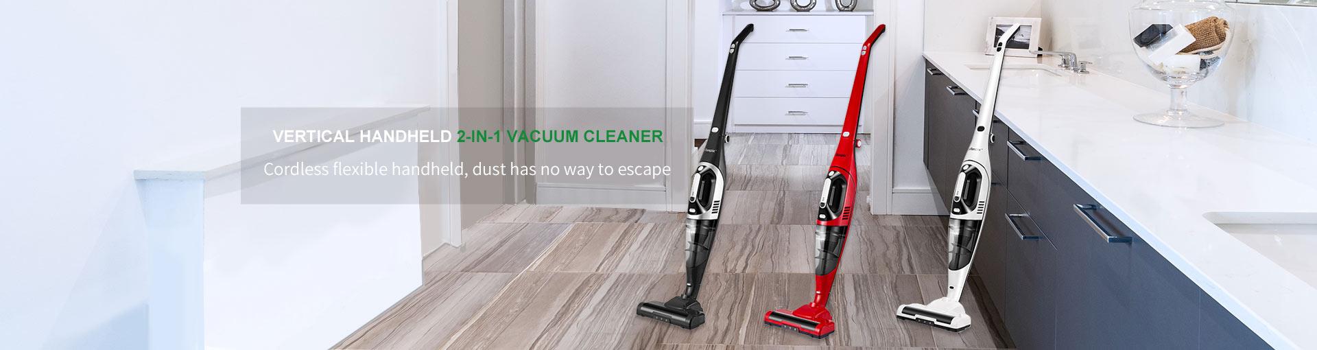 VERTICAL HANDHELD 2-IN-1 VACUUM CLEANER