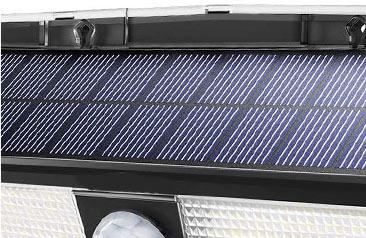 Large size solar panel