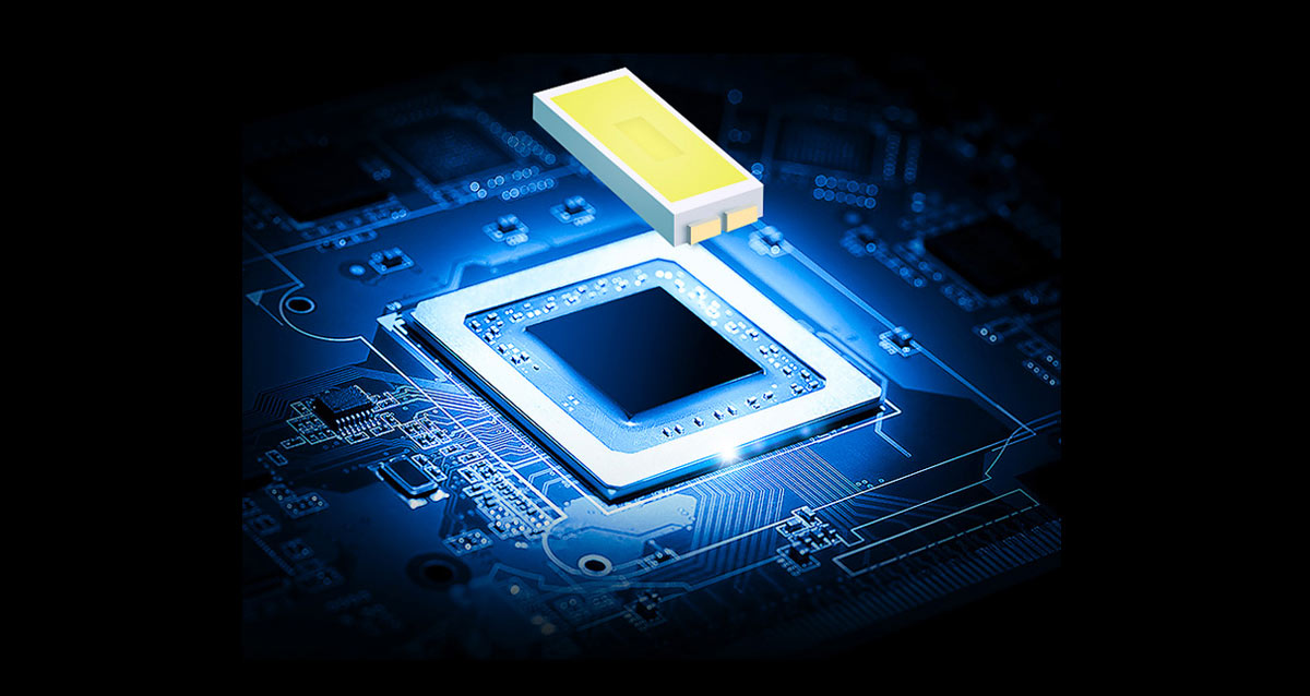 Intelligent protection chip